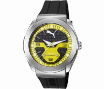 Puma Herren-Armbanduhr Man Roadster Analog Quarz PU103931003