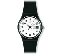 Swatch Herren-Armbanduhr Once Again Analog Quarz GB743