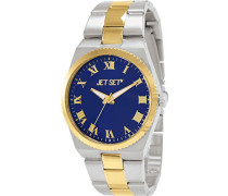 Damen-Armbanduhr Success Analog Quarz Edelstahl J61106-322