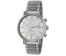 ! Damen-Armbanduhr Emma Chronograph Quarz Edelstahl JP101772004