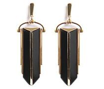 Damen-Ohrringe Resin - PEN 2028 924 BLACK