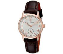 Damen- Armbanduhr Analog Quarz SC0346