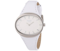 Boccia Damen-Armbanduhr Analog Quarz Leder 3165-13