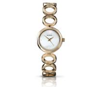 Sekonda Damen-Armbanduhr Analog Quarz 4101.27