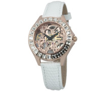Damen-Armbanduhr Merida Analog Automatik Leder BM520-306