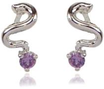 Jewelry Damen-Ohrstecker 925 Sterling Silber ZO-5596