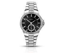 Damen-Armbanduhr Analog Sonstige Materialien Silber 2181.37