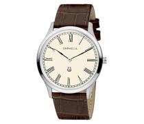 Herren-Armbanduhr Lavardin Analog Quarz Leder 61601