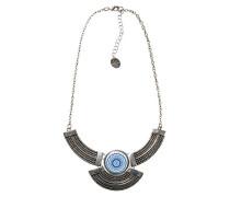 Damen-Halskette Global traveller Versilbert-74G9ED85000U