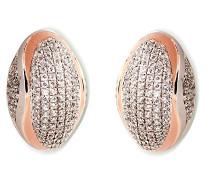 Damen-Ohrringe High-End Micro Pave Ohrstecker Silber ZO-5835