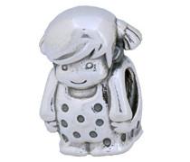 Damen-Bead Kleines Mädchen 925 Silber - 791531