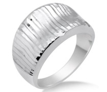 Joy Damen-Ring 925 Sterlingsilber rhodiniert JA138RM