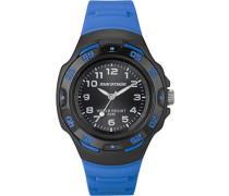 Timex Herren-Armbanduhr Analog Quarz Plastik T5K579