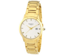 Regent Damen-Armbanduhr XS Analog Quarz Edelstahl beschichtet 12210885