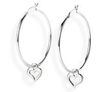 Heartbreaker Damen- Ohring Einhänger Deep in my Heart 925 Silber LD MR 52