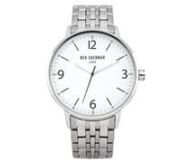 Ben Sherman Herren-Armbanduhr Analog Quarz WB023SM