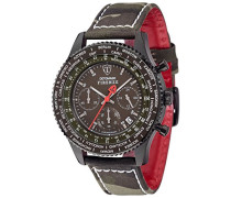 DETOMASO Herren-Armbanduhr Chronograph Quarz DT1071-D