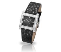 Damen-Armbanduhr Analog Formgehäuse grau 4054.27