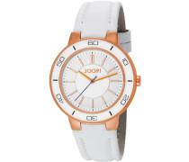 Damen-Armbanduhr Insight Analog Quarz Leder JP101032F08
