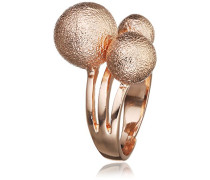 Jewelry Damen Ring Messing Modest Roségold, 2.2 cm 161424004