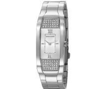 Damen-Armbanduhr Extravagance Analog Quarz Edelstahl PC104952F06