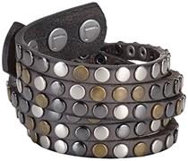 Liebeskind Berlin Damen Armband LKB206, Einfarbig, Gr. One size, Grau (Light Grey 0043)