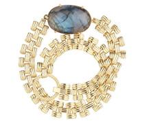 Damen Kettenarmband Messing - FWB1801