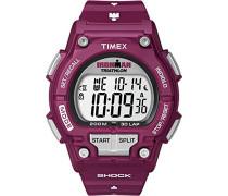 Herren-Armbanduhr Digital Quarz Resin T5K472SU