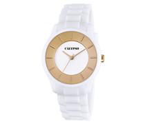 Damen-Armbanduhr Analog Quarz Plastik K5671/2