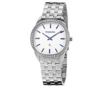 Damen-Armbanduhr Analog Quarz Edelstahl OR53270088
