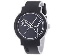 PUMA TIME Unisex-Armbanduhr SWING Analog Quarz Resin PU911181001