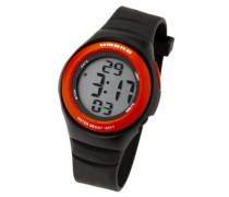 Herren-Armbanduhr Analog - Digital schwarz U674R