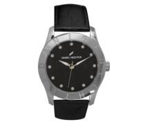 Damen-Armbanduhr Analog Quarz Leder DHD 004-AA