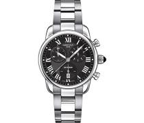 Damen-Armbanduhr XS Chronograph Quarz Edelstahl C025.217.11.058.00