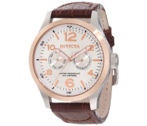 Invicta Herren-Armbanduhr Quarz Analog 13010