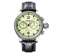 Herren-Armbanduhr Analog Automatik Leder IN4600GR