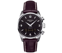 Certina Herren-Armbanduhr XL Analog - Digital Quarz Leder C020.419.16.057.00