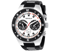 Herren-Armbanduhr Analog Quarz Silikon 86501