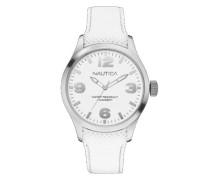 Herren-Armbanduhr XL Analog Quarz Silikon A11592G