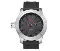 Herren-Armbanduhr Impulse Analog Quarz Plastik PU103991001