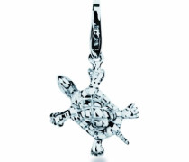 JC99A017  Damen-Charm Sterling-Silber 925/1000, Schildkröte