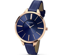 Sekonda Damen-Armbanduhr Analog Quarz 2144.27