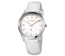 Damen-Armbanduhr Analog Quarz Leder OR53172181