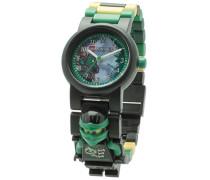 LEGO Unisex-Armbanduhr Ninjago Lloyd Analog Quarz Plastik 8020554