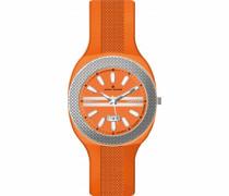 Unisex-Armbanduhr  Analog Quarz Silikon 373G