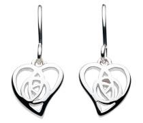 Damen-Ohrringe Sterling Silber 61F5HP