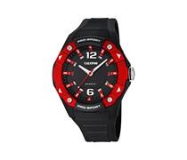 Calypso Herren-Armbanduhr Analog Quarz Plastik K5676/5