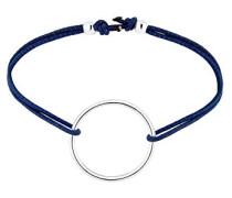Armband Kreis Geo elastisch 925 Silber 0210830616