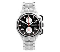 Herren-Armbanduhr Analog Quarz Edelstahl 92-0054-503