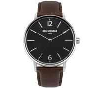 Herren-Armbanduhr Analog Quarz WB059BRN